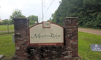 Meadow Ridge Senior Community, 1