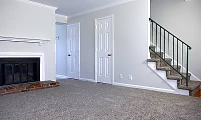 Bedroom, 138 Academy Square, 1