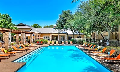 Pool, Villas at Oakwell Farms, 0