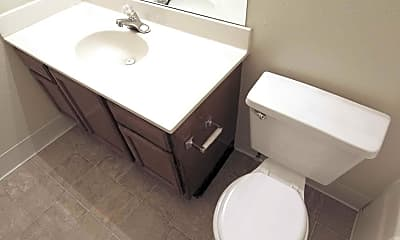 Bathroom, Southwood Park, 2