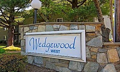 Community Signage, Wedgewood, 2