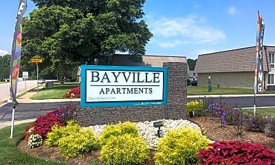 Community Signage, Bayville Apartments, 0