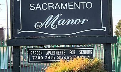 Sacramento Manor, 1