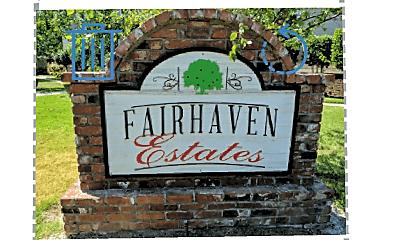 Community Signage, 4630 63rd St, 2