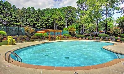 Pool, Marquis at Perimeter Center, 1