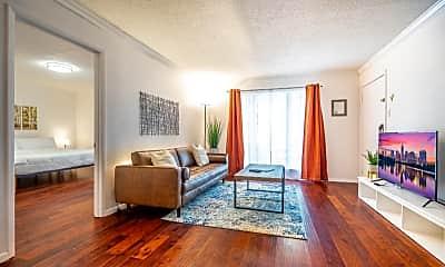 Living Room, 6018 E University Blvd, 0