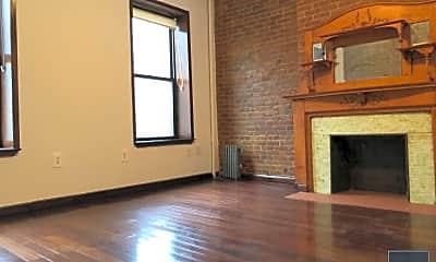 Living Room, 127 W 136th St, 0