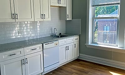 Kitchen, 1950 W Fletcher St, 1