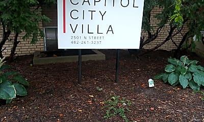 Capitol City Villa, 1