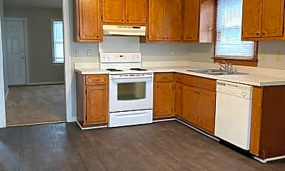 Kitchen, 119 Harper St, 1