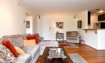 Living Room, 2400 41st St NW 303, 1