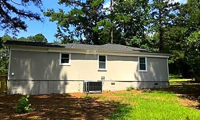 Building, 4701 Auburn Rd, 2