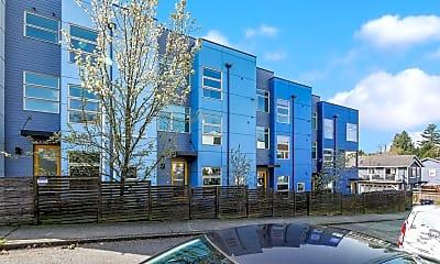 Building, 2119 E Terrace St, 1