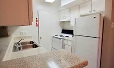 Kitchen, Spring Branch Garden Apartments, 0