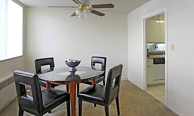 Dining Room, Twelve Thousand Edgewater, 2