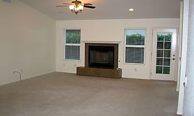 Living Room, 6255 Rose St, 1