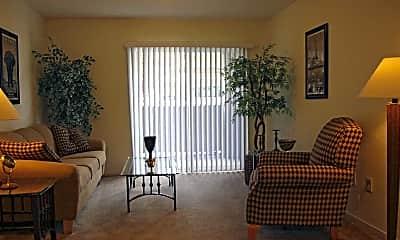 Living Room, Whittell Pointe, 1
