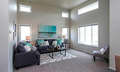 Living Room, MPM Rental Homes, 1