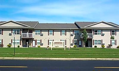 Cornerstone Apartments, 1