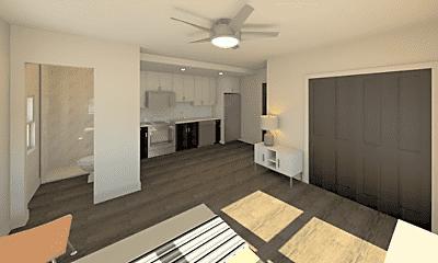 Living Room, 1309 N Pennsylvania St, 2