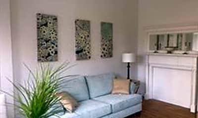 Living Room, 47 Massachusetts Ave 3, 1