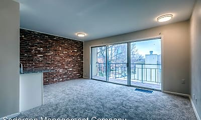 Living Room, 4414 Jarboe St, 0