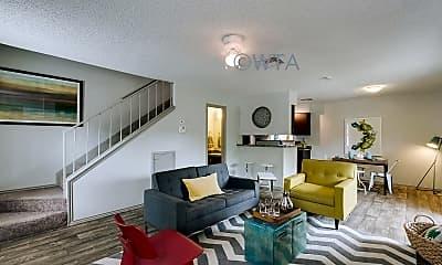 Living Room, 11146 Vance Jackson Rd, 1