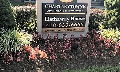 Hathaway House, 1