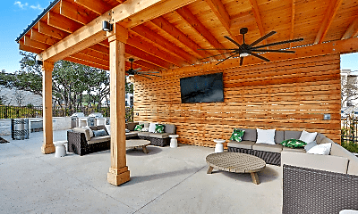 Patio / Deck, 7604 W Slaughter Ln, 2