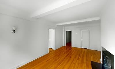 Bedroom, 405 East 54th Street #13Q, 2