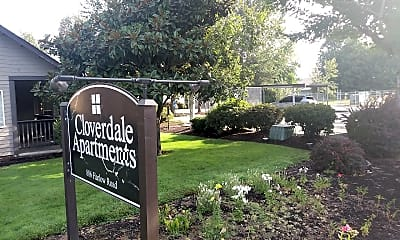 Cloverdale Apartments, 2