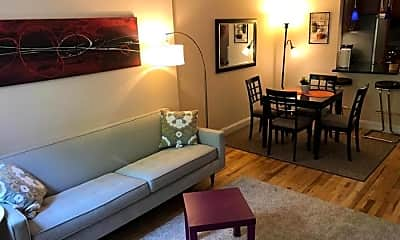 Living Room, 311 E 25th St, 1