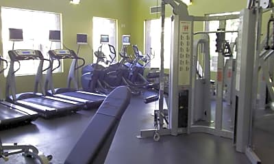 Fitness Weight Room, 1100 N Priest Dr 2134, 2
