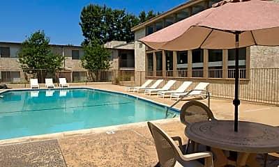 Pool, Mountain View Venture, 2