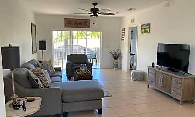 Living Room, 5218 Chiquita Blvd S 202C, 2