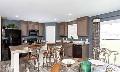 Kitchen, Sunset Village MHC, 0