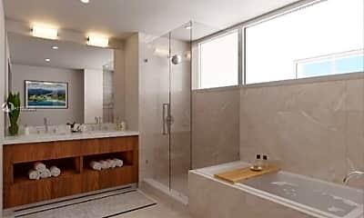 Bathroom, 1500 Bay Rd N-1404, 1
