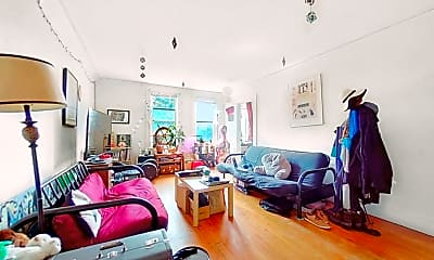 Living Room, 32 Gordon St., #3, 0