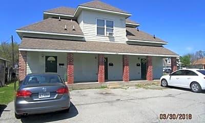Building, 2006 S Travis St A, 1