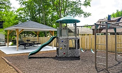 Playground, Parkway Apartments, 2