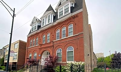 Building, 3138 S Indiana Ave, 0