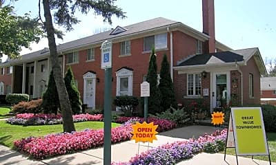 Leasing Office, Colonial Court Apartments & Townhomes, 1