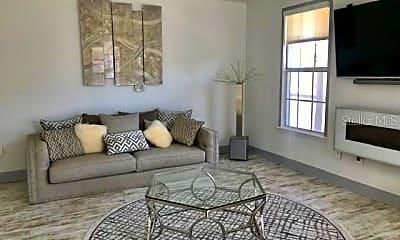 Living Room, 600 Market St 210, 1