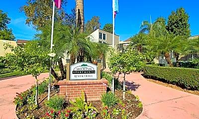 Community Signage, Arbor Park Apartments, 0