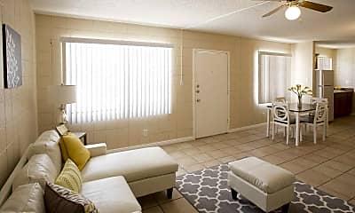 Living Room, La Mirada, 1