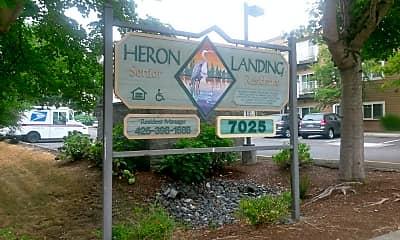 Heron Landing, 1