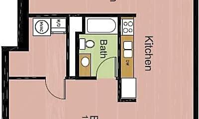 Living Room, 140 W Washington St, 2