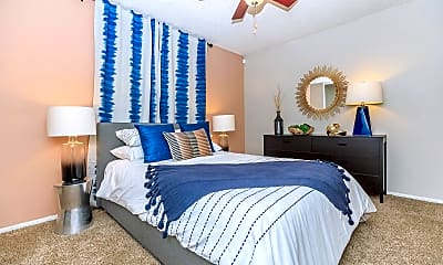 Bedroom, District Flats Off Dobson, 2