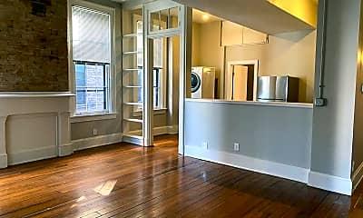 Living Room, 1123 Walnut St, 0