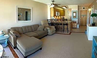 Living Room, 935 Ocean Ave, 1